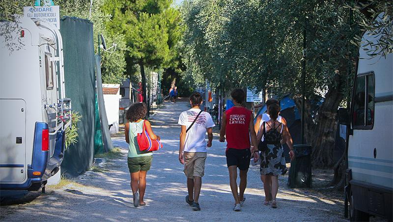 Camping Mattinata | Villa degli Ulivi